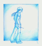 Bill Weasley: Blue