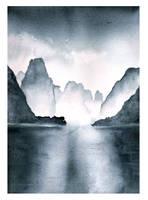 Li River Watercolor by The-Starhorse