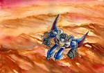 Thundercracker: On High by The-Starhorse