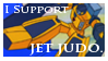 Stamp: Jet Judo by The-Starhorse