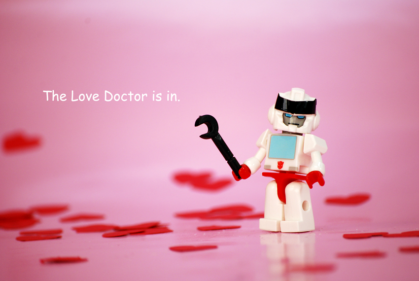 The Love Doctor Is In by The-Starhorse