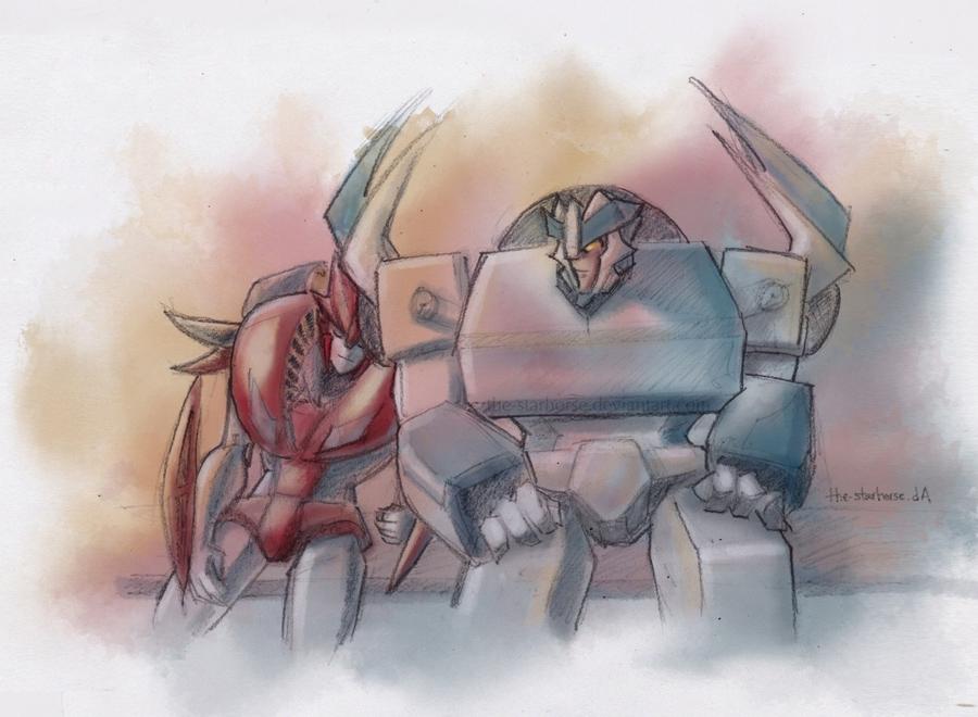 Sleepy Knockout by The-Starhorse
