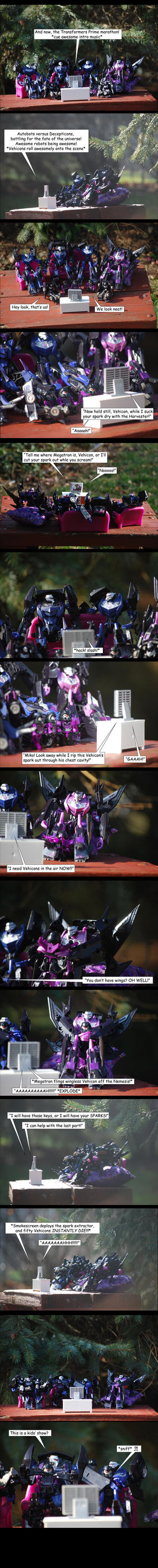 Vehicons Are People Too by The-Starhorse