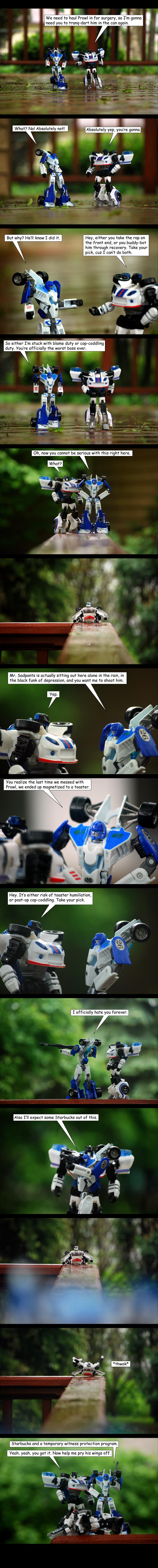 Broken Doorwings - Part 3 by The-Starhorse