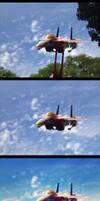 Jet on a Stick Project