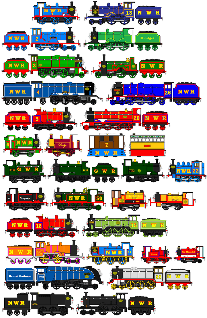 zack's 16 birthday present by train48 on deviantart