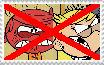 Anti Lincoln Loud x Lola Loud stamp