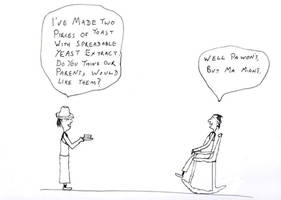 Another Cartoon Again by Someonelikemyself