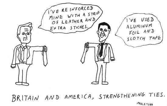 Britain and America