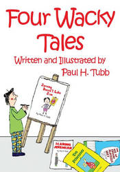 Four Wacky Tales Cover by Someonelikemyself