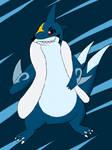 Spookmon 4:Shark Floatzel