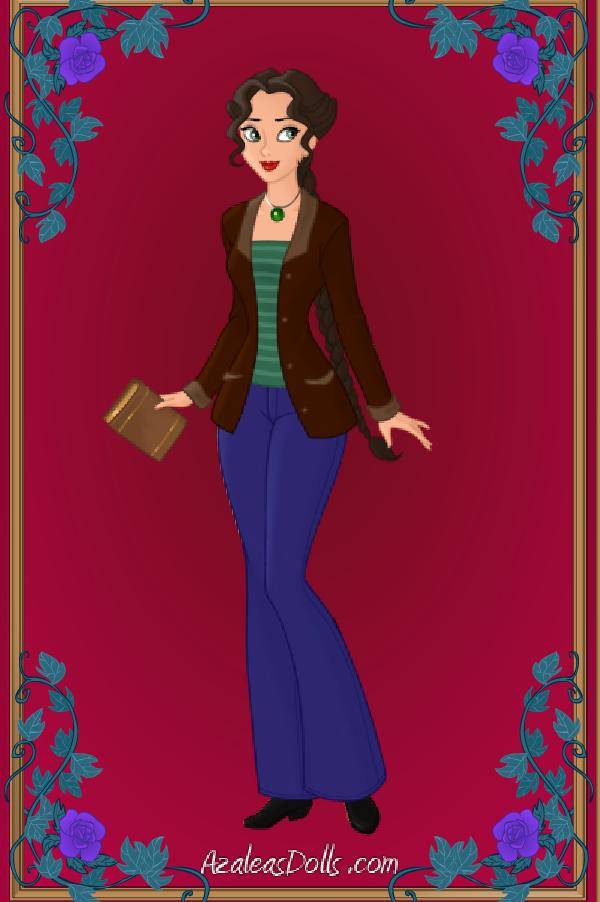Alyssa's new causal outfit by Queenofnightwish