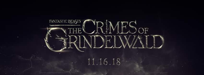 Fantastic Beasts 2 Title by Queenofnightwish