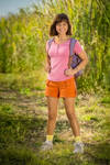 First look of Live Action Dora The Explorer