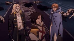 The Trio~ Castlevania Season 2
