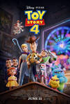 Toy Story 4 New Official Poster