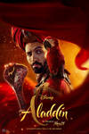 Aladdin 2019 Official Character Poster