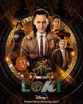 Loki Disney+ Official Poster