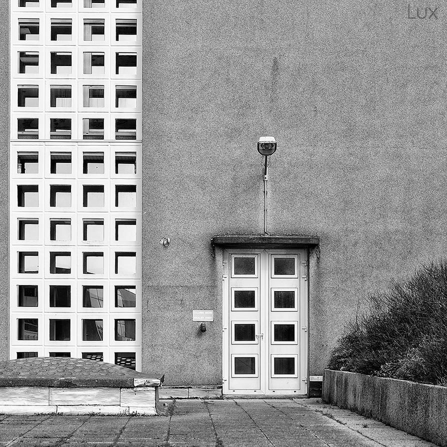 The door by LuxLucie