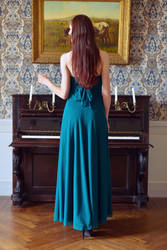At the piano by LuxLucie