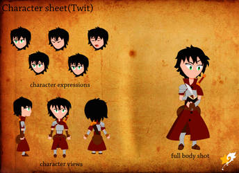 full body concept (Twit) by Chr0nicler