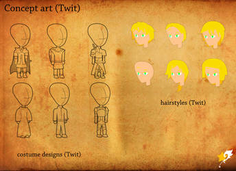 Twit concept art by Chr0nicler