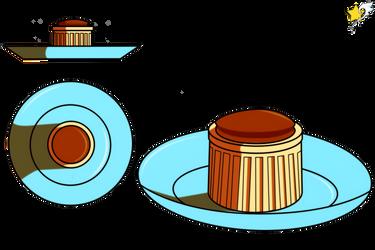 The Coco Set: Cocoa Souffle