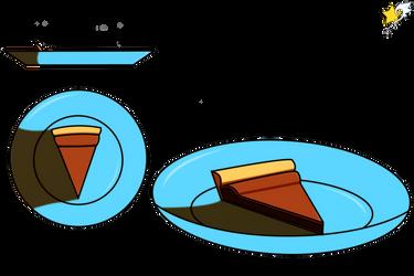 The Coco Set: Chocolate Chess Pie