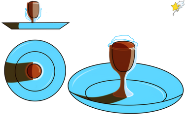 The Coco Set: Chocolate Mousse