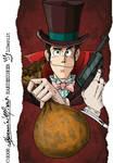 LUPIN  'Lupin 3 as Lupin 1'