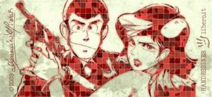 Lupin The III e Fujiko Mine