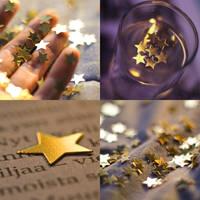 Fallen stars by m-ika
