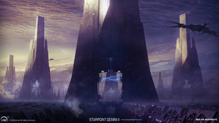 Korkyra, Starpoint Gemini 2 by sittingducky