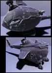 chopper hipoly wip
