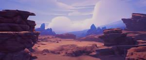 Landscape by sittingducky