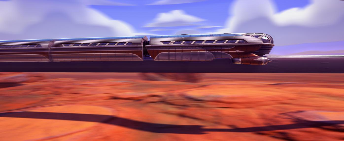 Train 01 by sittingducky