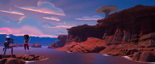 Mars Romance