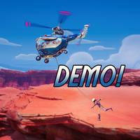Mars Police, Demo