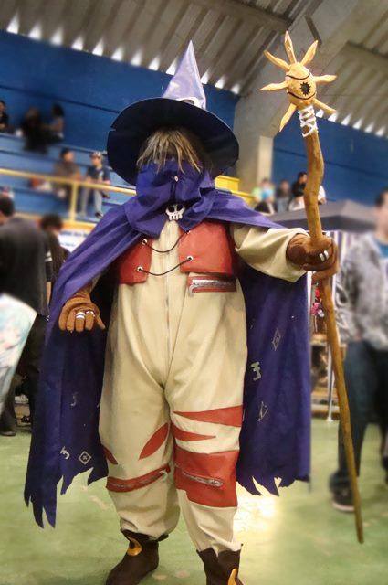 wizardmon cosplay by FCartoonWizardmon Cosplay