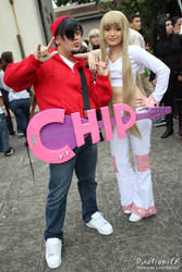 Chip and Britney