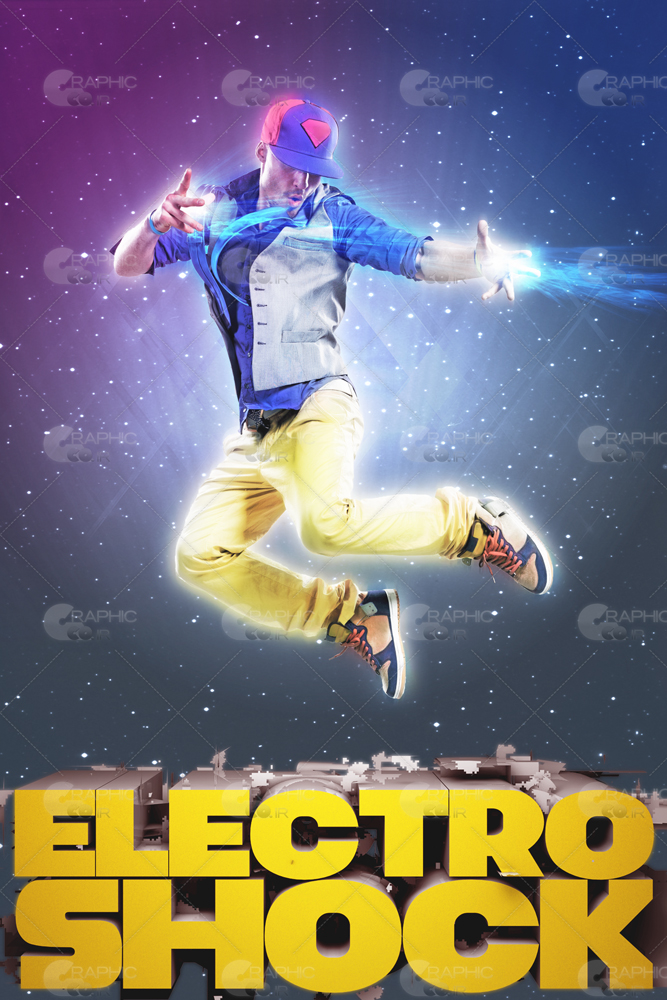 Electro Shock! by GraphicCo
