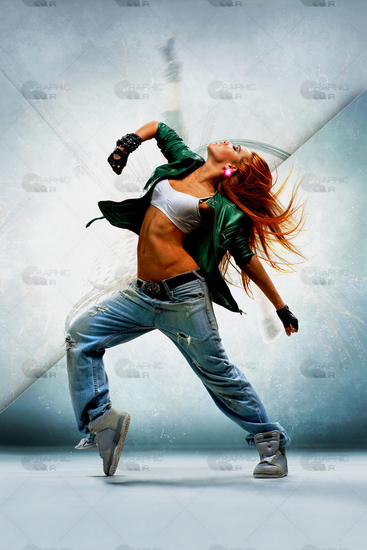 Professional Dancer V by GraphicCo