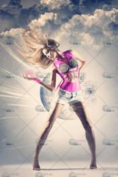 Professional Modern Dancer VI