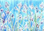 Batik Flowers 1