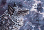 Silver Fox Moon
