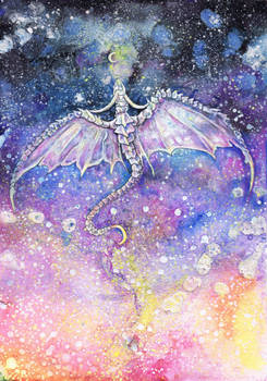 Dragon To The Half Moon