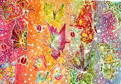 Batik Graphic Design Tutorial
