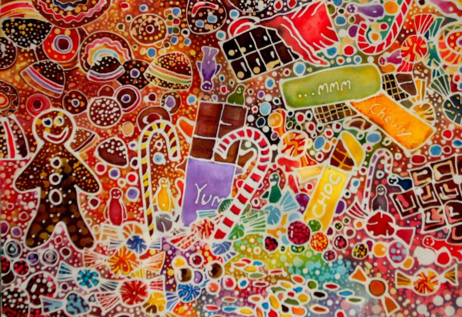 Batik Wallpaper Picture