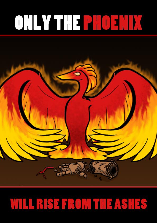 Phoenix Propaganda by RLCDavidson