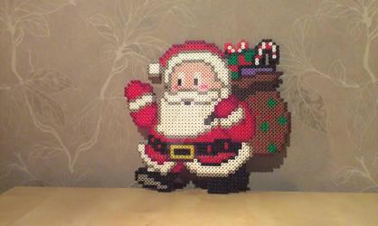 Santa Claus - Perler